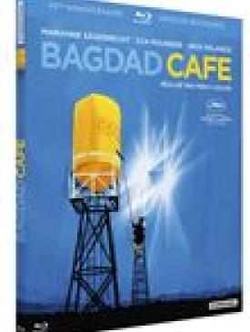 affiche du film Bagdad Café