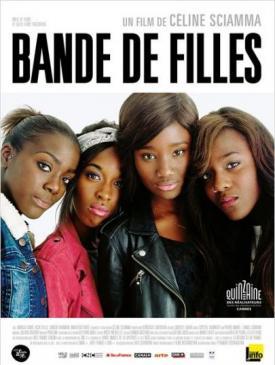affiche du film Bande de filles
