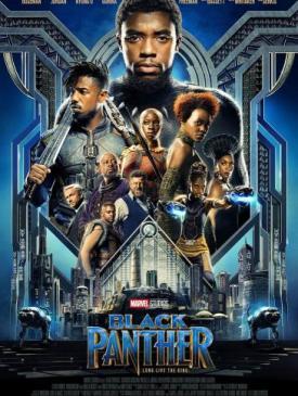 affiche du film Black Panther