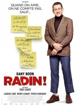 affiche du film Radin