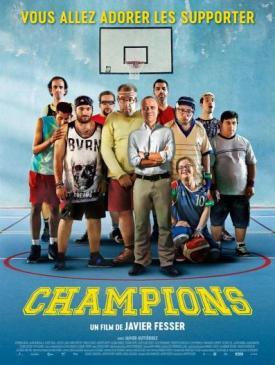 affiche du film Champions