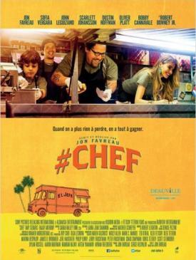 affiche du film Chef