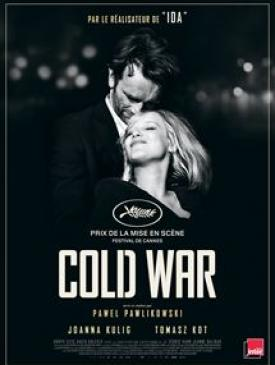 affiche du film Cold War