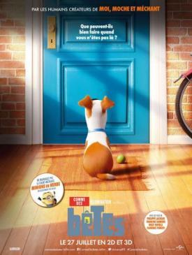 affiche du film Comme des bêtes (3D)