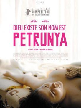 affiche du film Dieu existe, son nom est Petrunya