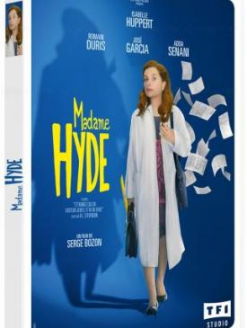 affiche du film Madame Hyde