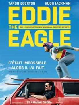 affiche du film Eddie the Eagle