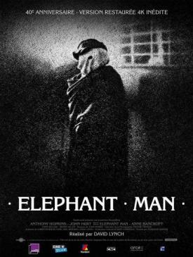 affiche du film Elephant Man