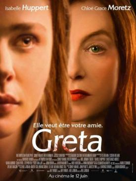 affiche du film Greta