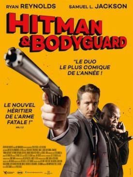 affiche du film Hitman and Bodyguard
