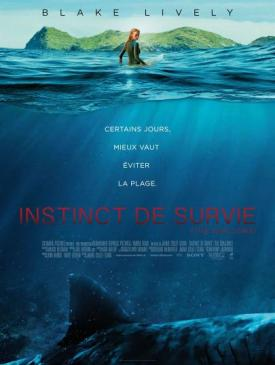 affiche du film Instinct de survie
