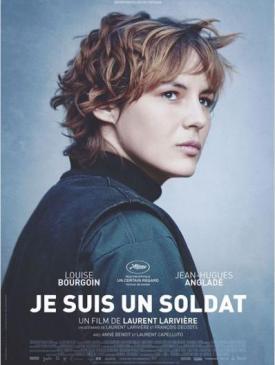 affiche du film Je suis un soldat