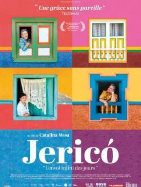 affiche du film Jericó, le vol infini des jours