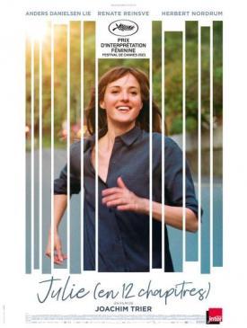 affiche du film Julie en 12 chapitres