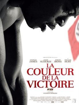 affiche du film La Couleur de la victoire