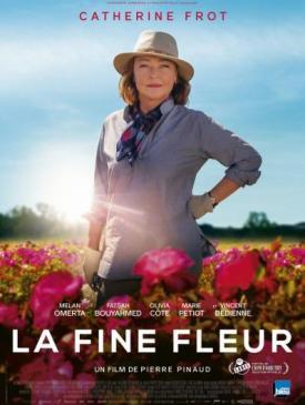 affiche du film La fine fleur