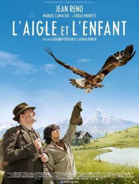 affiche du film L'Aigle et l'enfant