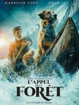 affiche du film L'Appel de la forêt