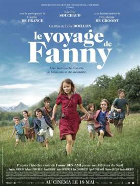 affiche du film Le voyage de Fanny