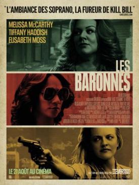 affiche du film Les Baronnes