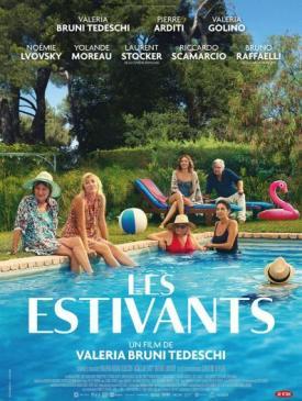 affiche du film Les Estivants