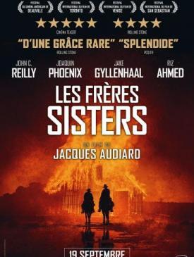 affiche du film Les Frères Sisters