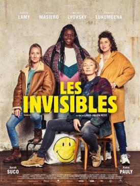 affiche du film Les invisibles