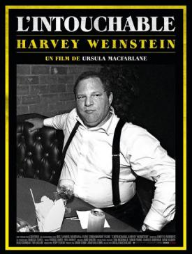 affiche du film L'Intouchable, Harvey Weinstein