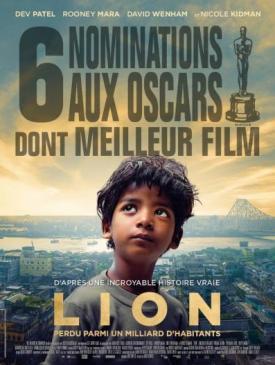 affiche du film Lion