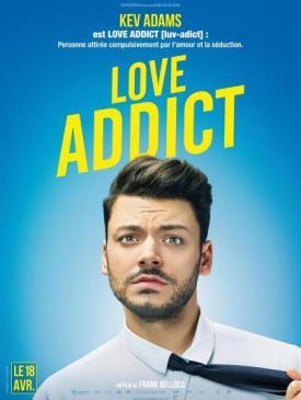 affiche du film Love Addict