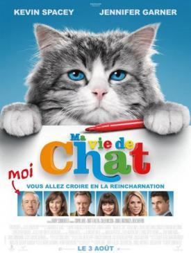 affiche du film Ma vie de Chat