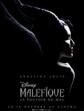 affiche du film Maléfique  2 - Le Pouvoir du Mal