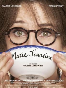 affiche du film Marie-Francine