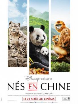 affiche du film Nés en Chine
