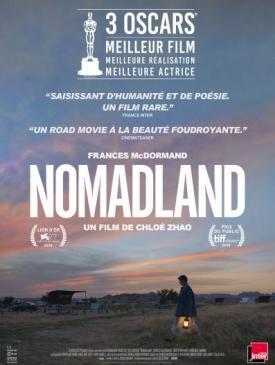 affiche du film Nomadland