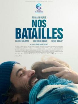 affiche du film Nos batailles