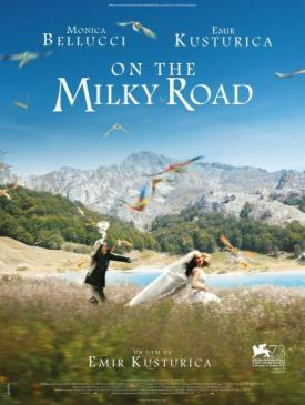 affiche du film On the Milky Road