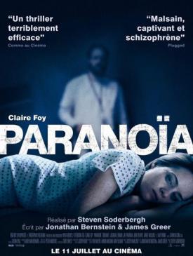 affiche du film Paranoïa