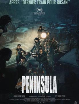 affiche du film Peninsula
