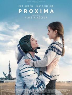 affiche du film Proxima