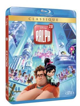 affiche du film Ralph 2.0