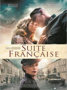 affiche du film Suite Française