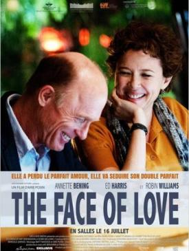 affiche du film  The face of love