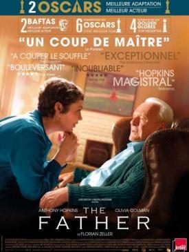 affiche du film The Father