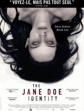 affiche du film The Jane Doe Identity