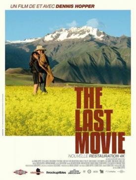 affiche du film The Last Movie