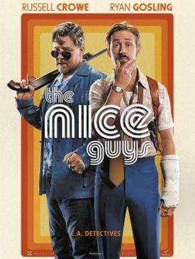 affiche du film The Nice Guys