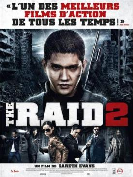 affiche du film The Raid 2 (-16ans)