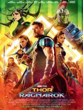 affiche du film Thor : Ragnarok