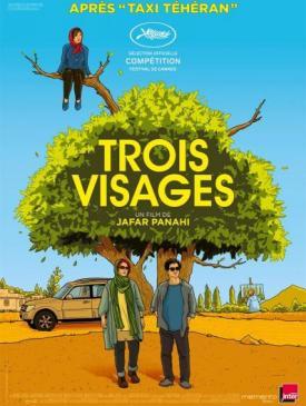 affiche du film Trois Visages